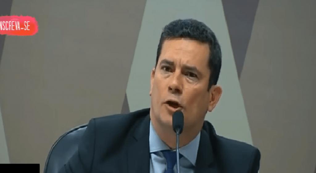 CCJ do Senado ouve Sergio Moro sobre conversas vazadas com Dallagnol