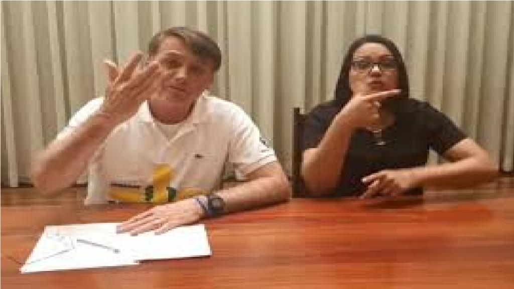 Presidente Bolsonaro pede pressão popular para Câmara manter decreto