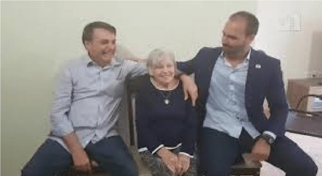 Presidente visita familiares e se emociona em Eldorado - cidade onde foi criado