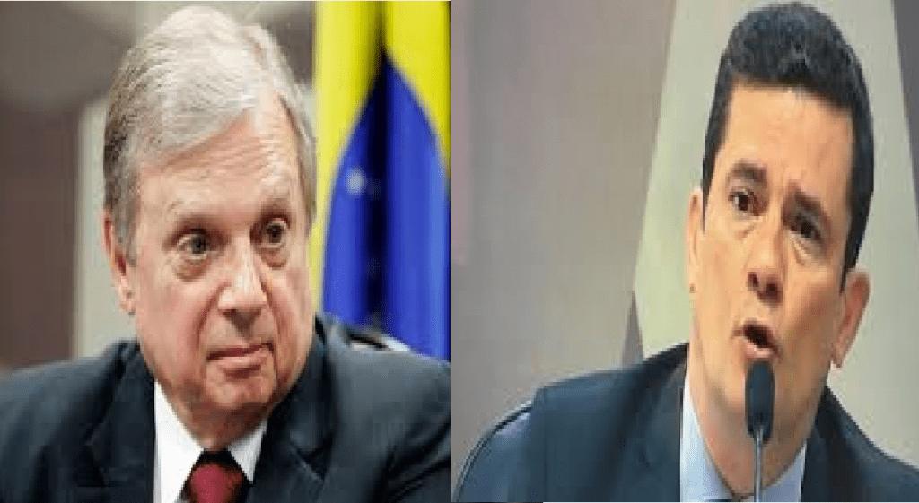 """Sergio Moro diz a Senador que """"Ninguém está acima da Lei"""""""