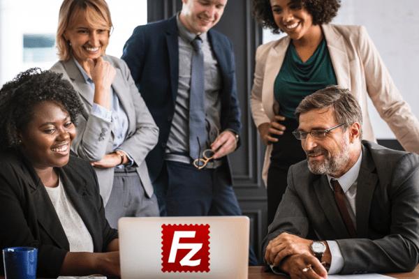 Como baixar e configurar FileZilla