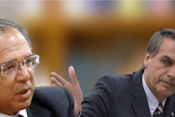 Guedes e Bolsonaro se reúnem para falarem da reforma da Previdência