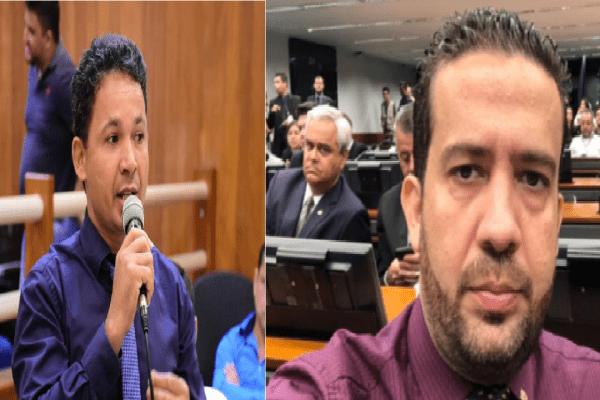 """""""Cargo eletivo é emprego temporário"""" Welesson Oliveira manda na lata do deputado André Janones"""