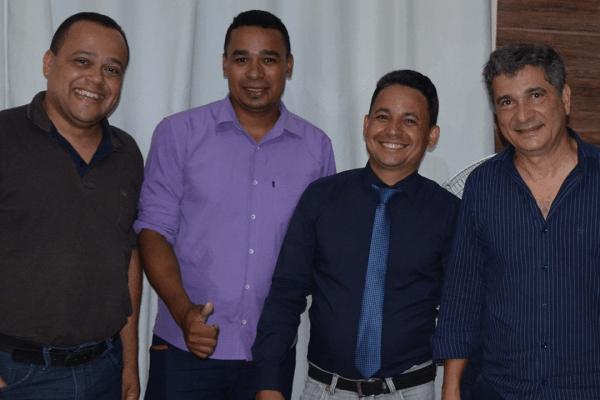 Governo Bolsonaro e futuro de Periquito é o centro das atenções durante encontro com Coronel Sandro