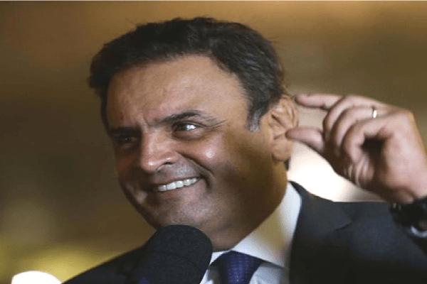 Aécio vira réu na Justiça Federal de SP por corrupção e tentativa de obstrução de Justiça