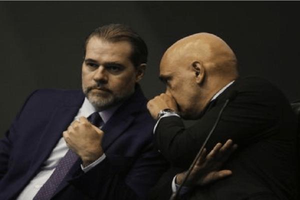 Alexandre de Moraes na tentativa de blindar Toffoli quer verificar se Lava Jato investigou o ministro