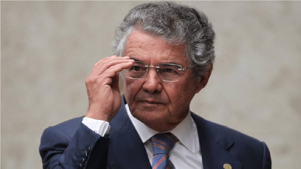 Ministro Marco Aurélio vota à favor de Bolsonaro depor por escrito