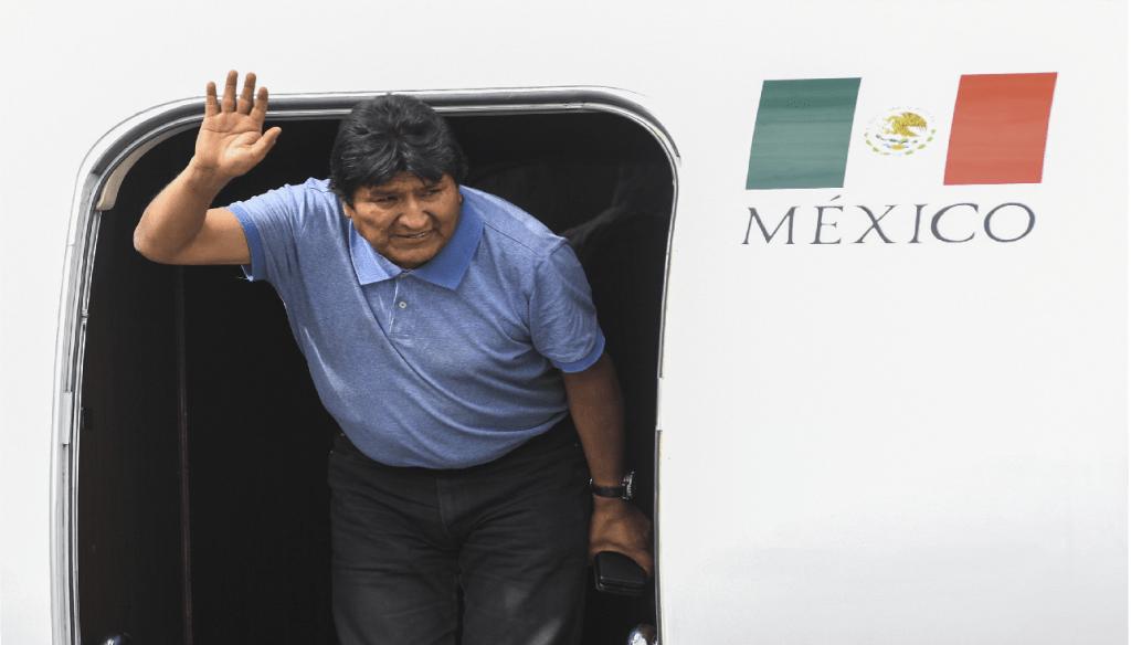 Evo Morales pede ajuda ao Papa e à ONU para mediação da crise na Bolívia
