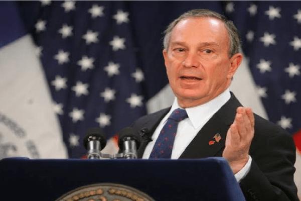 Ex-Prefeito de NY anuncia pré-candidatura à Casa Branca
