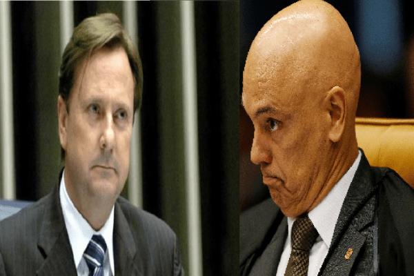 Ministro nega autorização de viagem para senador condenado