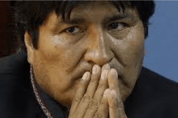 Novas eleições na Bolívia sem Evo Morales