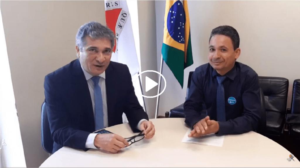 """Deputado sobre o governo Zema em Minas """"Até agora não temos notícias de roubo novo no estado"""""""