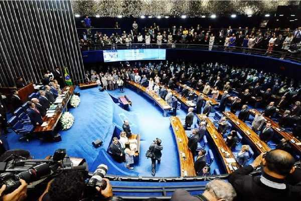 Pacote anticrime pode ser votado no Senado antes do recesso parlamentar