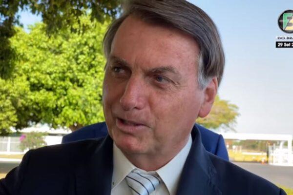 Bolsonaro se reúne com presidente do Banco Central, Roberto Campos Neto