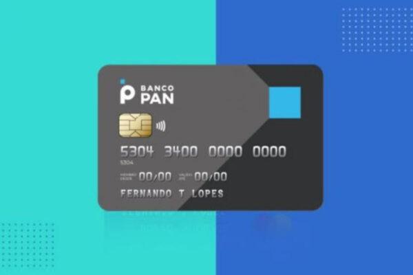 Cartão de crédito Banco Pan é sem anuidade e para negativados