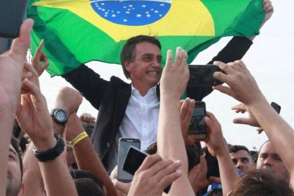 Presidente Bolsonaro faz postagem em comemoração ao Dia da Independência do Brasil