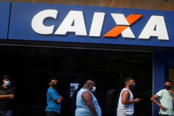 Caixa libera saques de novas parcelas do auxílio emergencial para 4.1 milhões