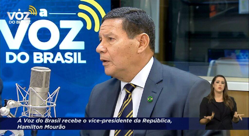 General Mourão faz apelo a moradores da Amazônia
