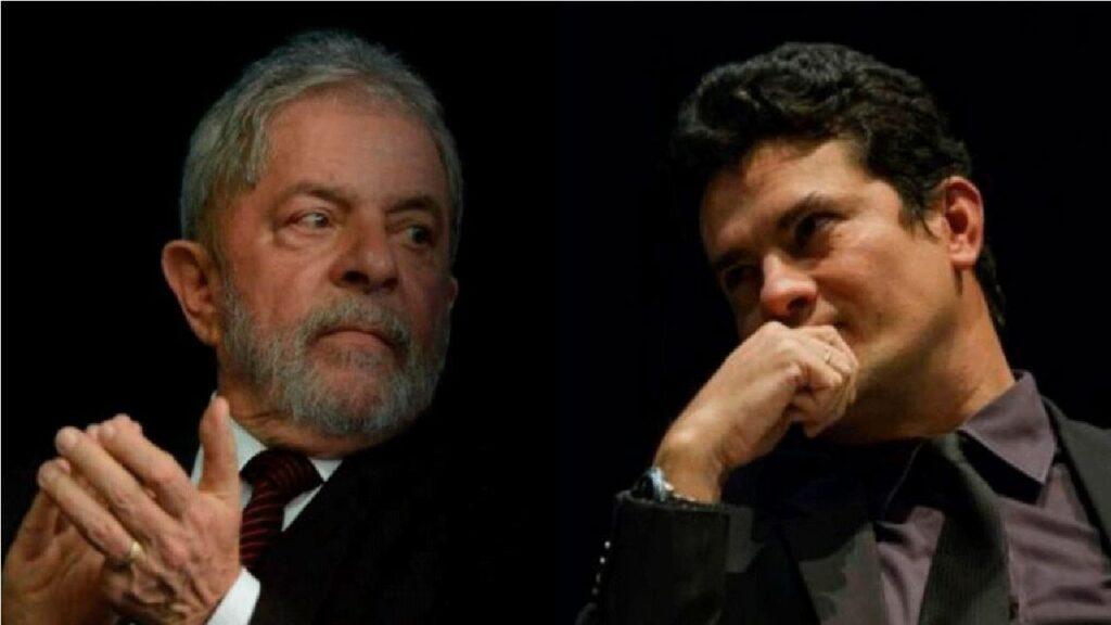 """Lula defende Bolsonaro e diz que Moro """"está mentindo outra vez"""" sobre interferência na PF"""