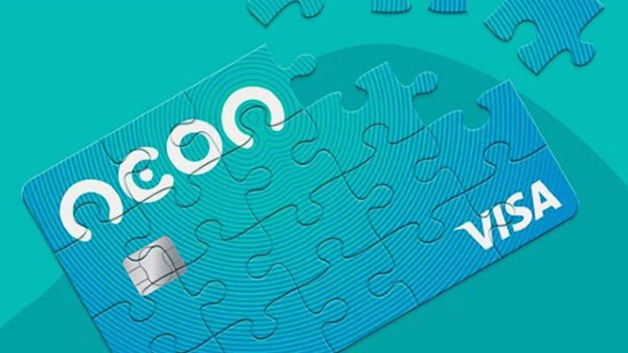 Cartão de crédito Neon liberado para negativados?