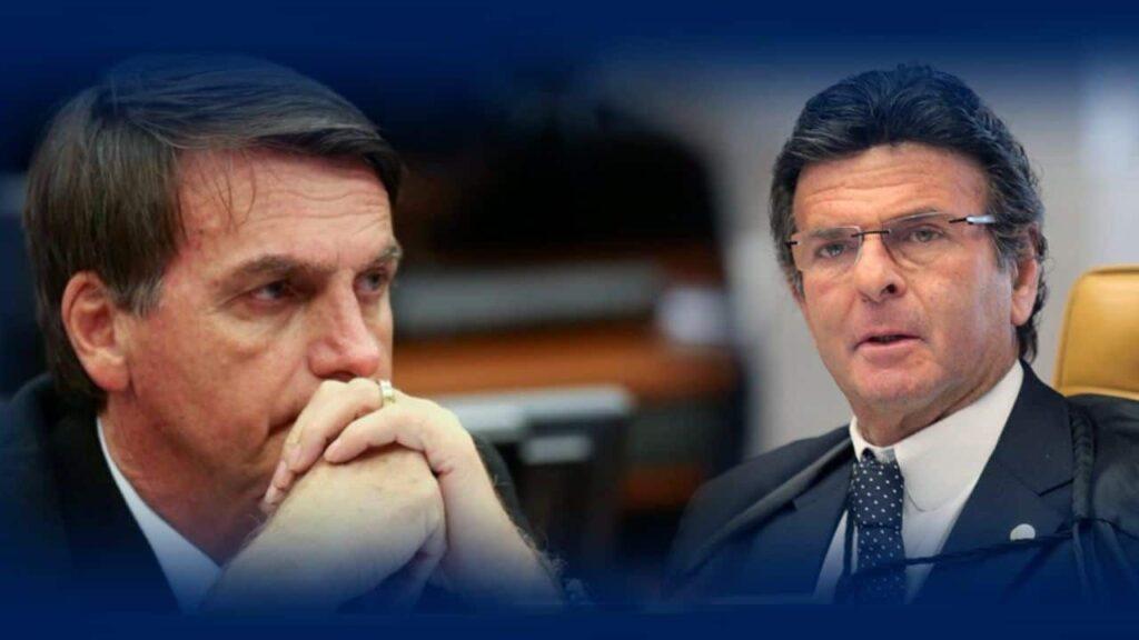 Presidente Bolsonaro acompanhará cerimônia de posse de Fux no STF