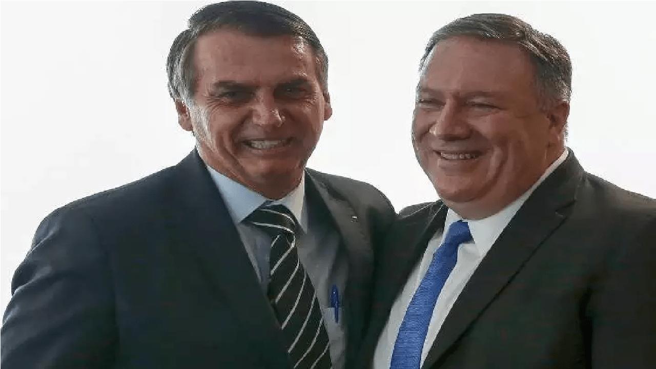 Presidente se pronuncia a respeito de visita de Mike Pompeo ao Brasil