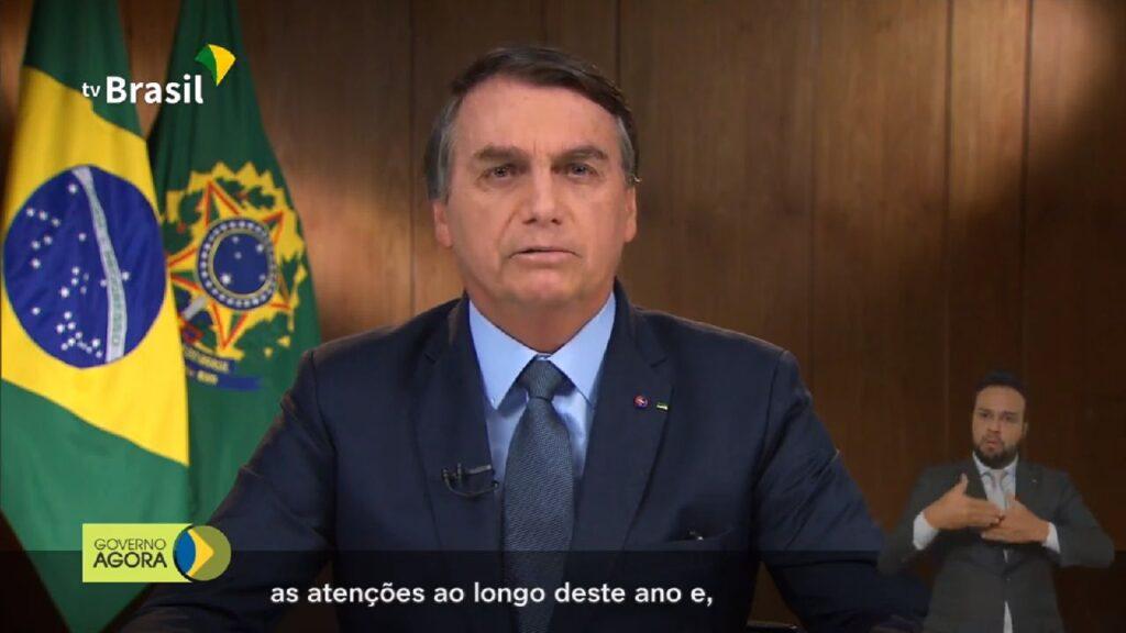 """""""Somos vítimas de uma das mais brutais campanhas de desinformação sobre a Amazônia e o Pantanal"""" diz Bolsonaro em discurso a ONU"""