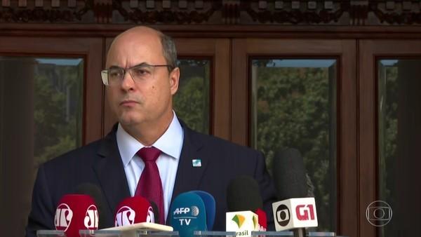 STJ mantém afastamento de governador Wilson Witzel do cargo