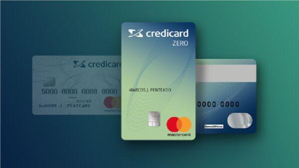Cartão de Crédito Credicard Zero sem anuidade – O Cartão que você vai querer ter no bolso! Confira!