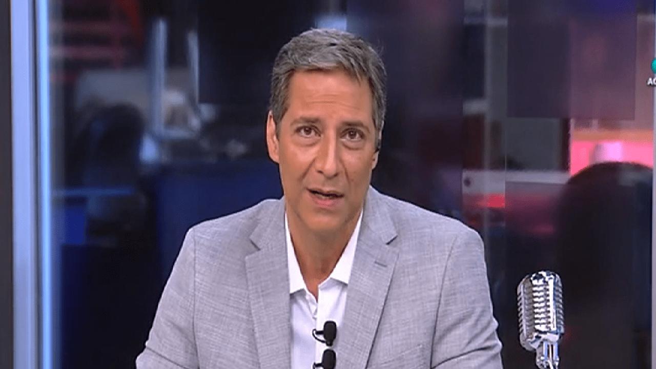 """Jornalista Lacombe faz críticas à adversário de Trump e afirma que ele teve """"momentos Dilma Rousseff"""" em debate contra Trump"""