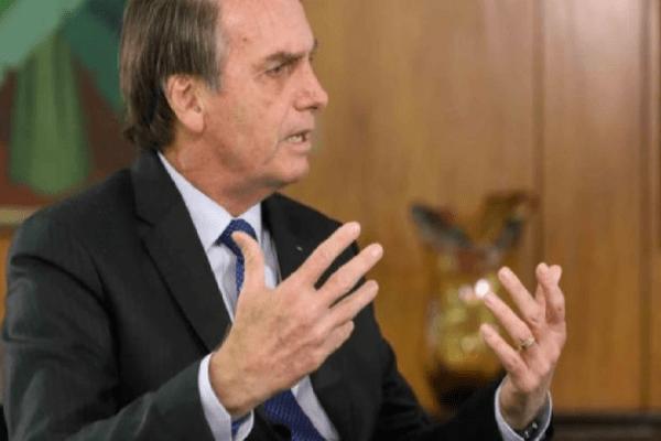 Presidente volta a denunciar interesse internacional sobre a Amazônia
