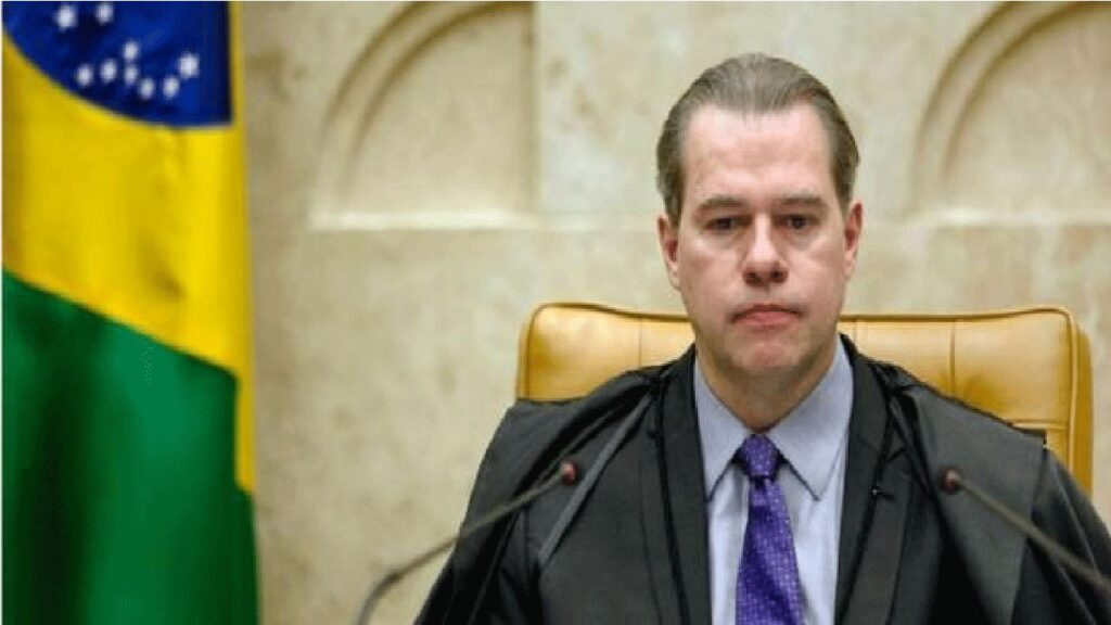 Toffoli diz que em sua gestão STF foi guardião da democracia