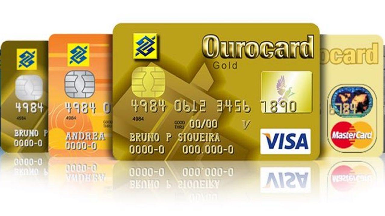 Cartão Ourocard Banco do Brasil é liberado para negativados