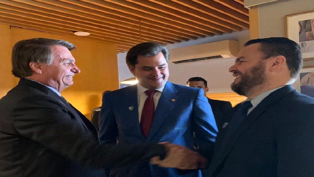 Bolsonaro cumpre agenda em São Paulo e participa de Encontro com investidores promovido pelo Grupo Voto