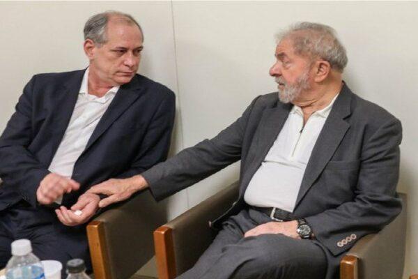Ciro Gomes diz que lavou roupa suja com ex-presidente Lula