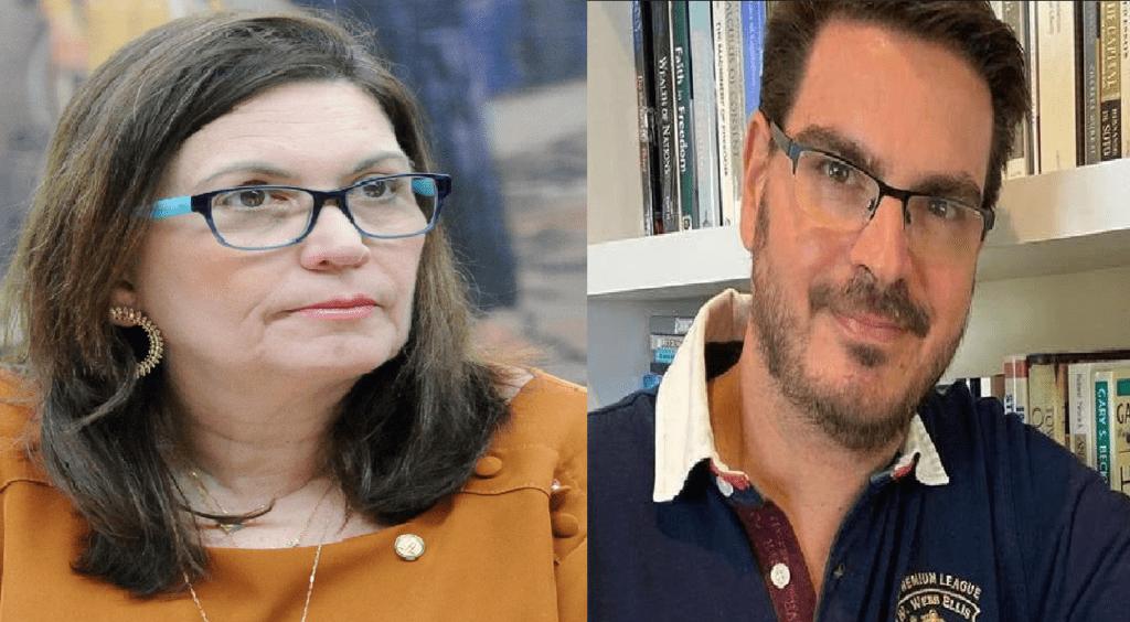 Deputada Bia Kicis propõe Lei Constantino para castração de estupradores