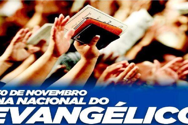 Deputado Eduardo Bolsonaro homenageia Evangélicos do Brasil