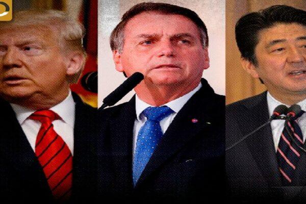 EUA, Brasil e Japão estudam pacto contra Huawei