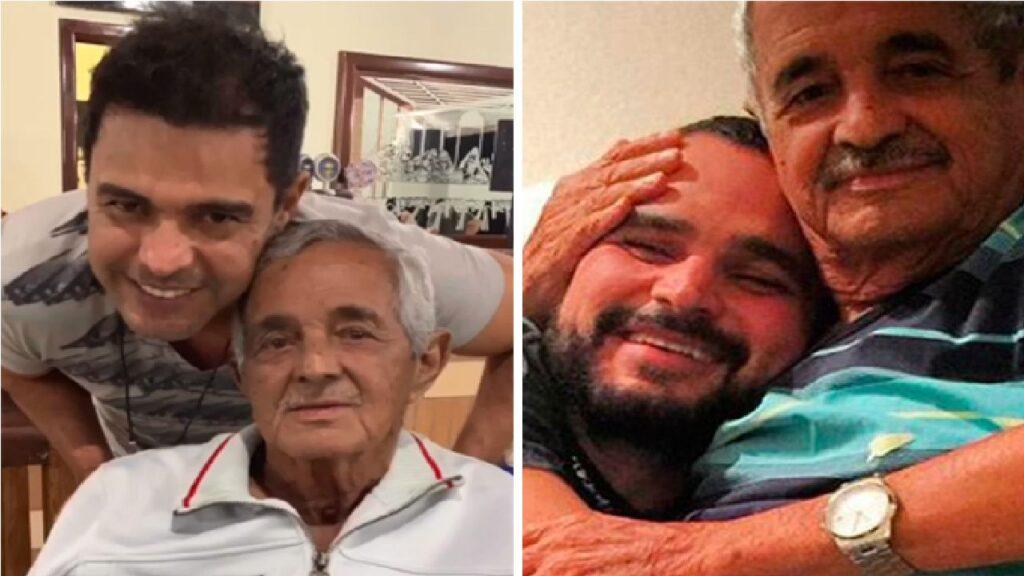 Francisco, Pai da dupla Zezé de Camargo e Luciano morre aos 83 anos