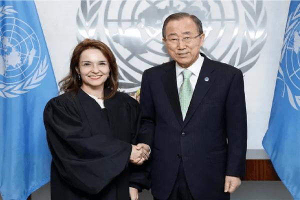 Magistrada está prestes a ser 1ª brasileira à assumir Tribunal da ONU