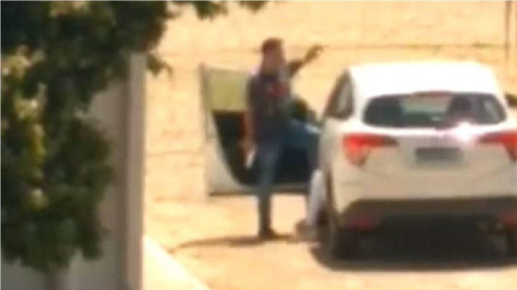 Mulher é baleada por ex-namorado, após ter sido mantida como refém por 2 horas