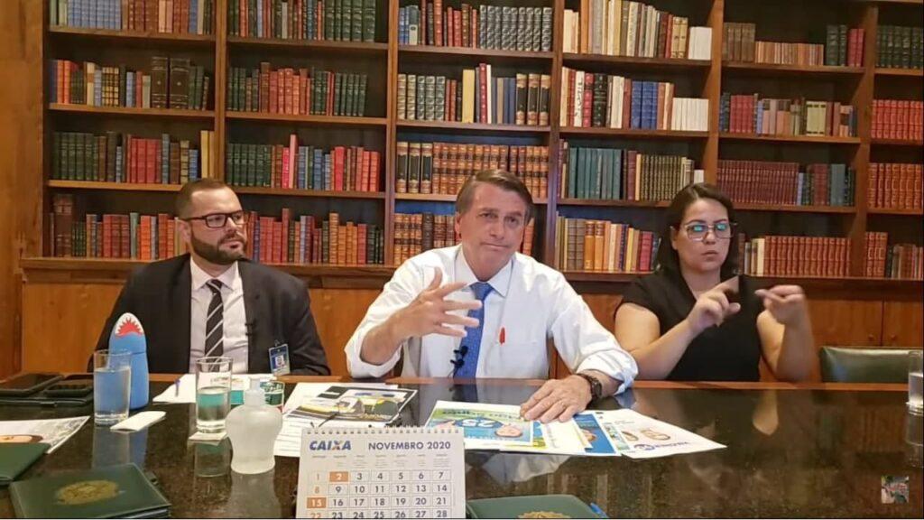 """""""O pior que você pode dar é votar em branco, nulo ou não comparecer"""" diz Bolsonaro"""