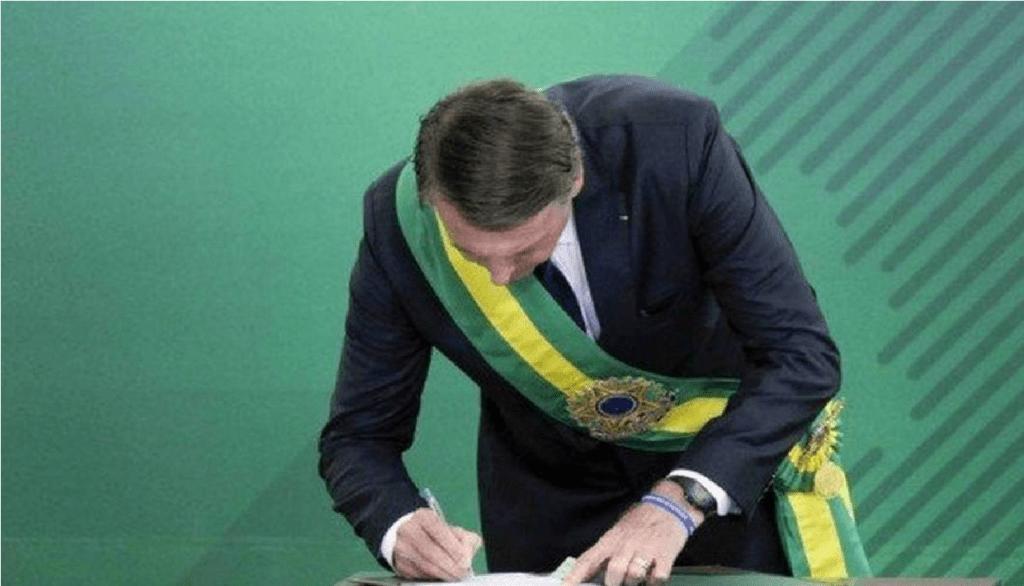 Presidente Bolsonaro renomeia membros da ICP-Brasil