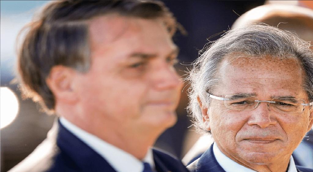 Presidente Bolsonaro se encontrará com Ministro Paulo Guedes neste domingo