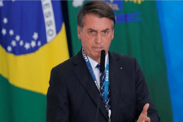 """""""Vamos seguir protegendo a Amazônia"""", Alerta Bolsonaro ao G20"""