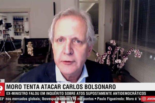 Augusto Nunes Afirma que Sergio Moro Passou da Idade de Começar a Fazer Política