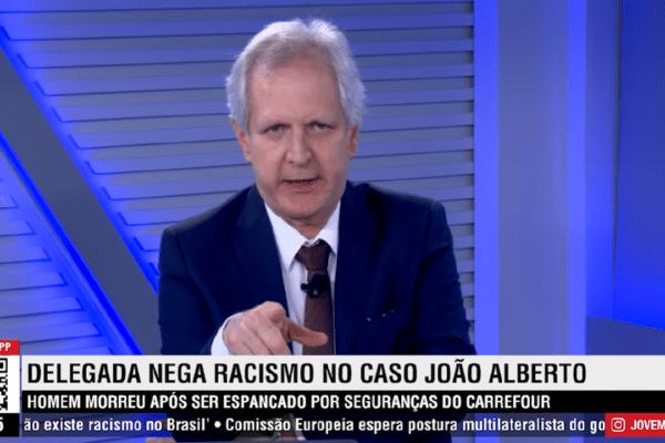 """Augusto Nunes Sobre Polêmica no Carrefour """"Jamais Veremos Aquela Cena com um Consumidor da Classe Média!"""""""