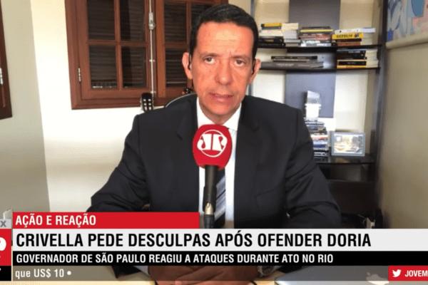 José Maria Trindade Afirma que Crivella só foi ao segundo turno porque tem apoio do Bolsonaro