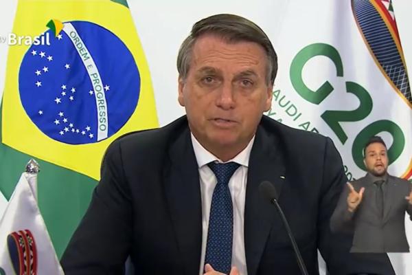 """Presidente Bolsonaro no G20 """"Nossa Liberdade é Inegociável!"""""""