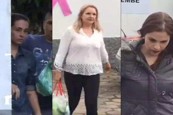 Após festas de fim de ano, criminosas, Suzane Von Richthofen, Elize Matsunaga e Anna Jatobá devem voltar a prisão